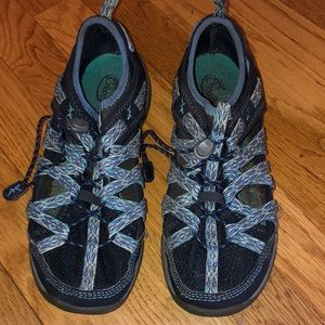 Chaco water shoes